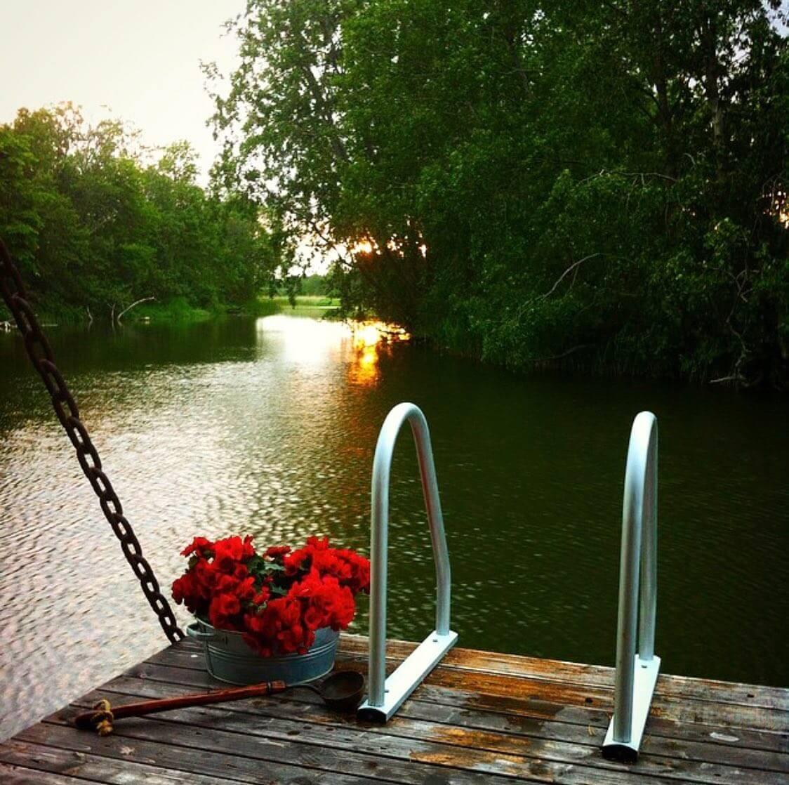 Parvematkad Vigala jõel