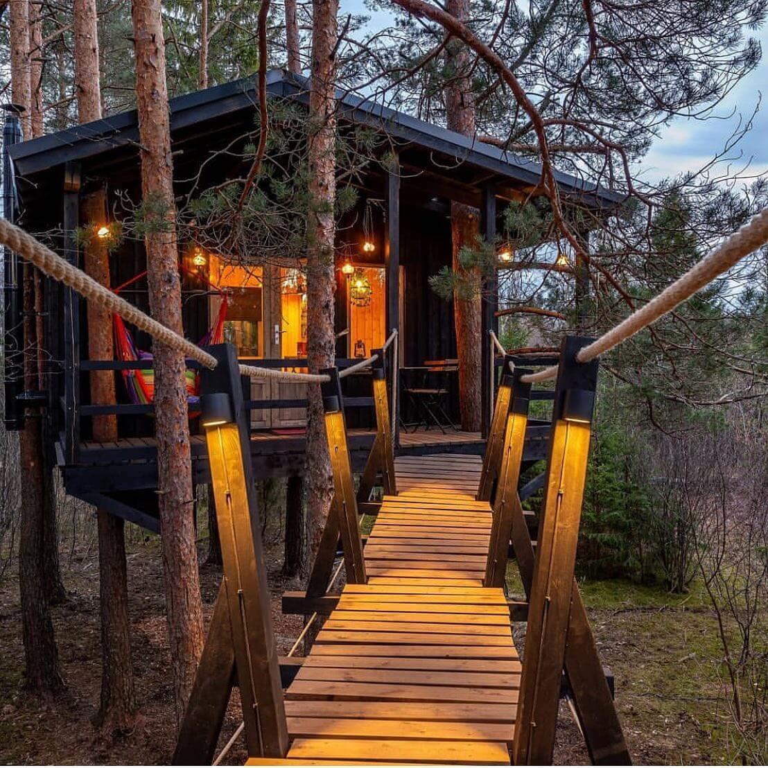 Sambliku Treehouse