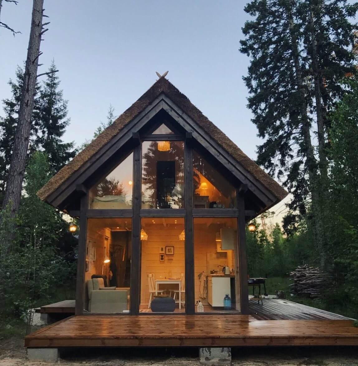 Tahkuna Forest House Kõrgessaares
